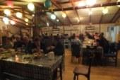 Türk Eğitim-Sen Hopa Üyeleri Akasya Restoran'da Bir Araya Geldi