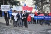 MEB YASA TASARISINI BASIN AÇIKLAMAMIZLA PROTESTO ETTİK.