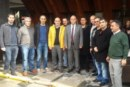 Antalya Toplantısında Hopa Gündeme Geldi…