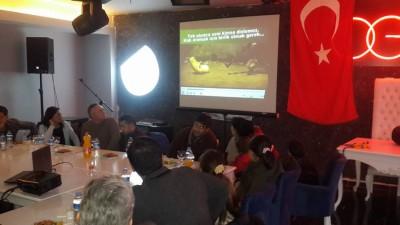 Türk Eğitim-Sen Üyeleri Kaynaşma Yemeğinde Bir Araya Geldi