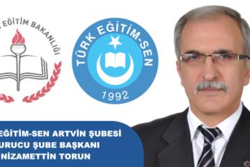Efsane Başkanımız Nizamettin TORUN Öğretmenlikten Emekli Oldu…
