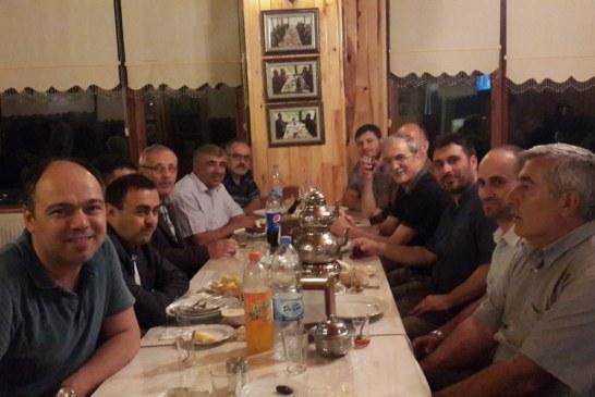 Türk Eğitim-Sen'in Kuruluş Yıldönümünde İftar Yemeği Programı