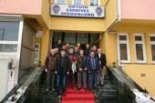 Türkiye Kamu-Sen'den İl Emniyet Müdürlüğüne Taziye Ziyareti