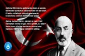 İSTİKLAL MARŞIMIZIN KABULÜNÜN 97'İNCİ YIL DÖNÜMÜ KUTLU OLSUN