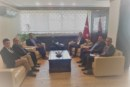 Türk Eğitim-Sen Artvin Şubesi'nden Artvin Valisi Sayın Yılmaz DORUK'a ziyaret…