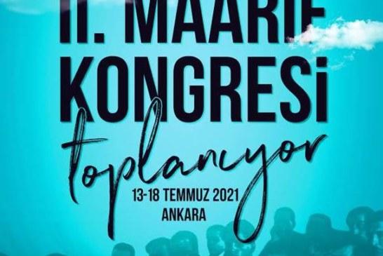 2. MAARİF KONGRESİ TOPLANIYOR
